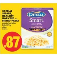 Catelli Smart, Healthy Harvest Or Bistro Pasta