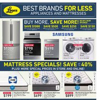 - Best Brands For Less Flyer