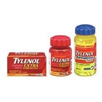 Tylenol Adult, Children's or Pediatric Pain Relief Products