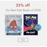 Our Best Kids' Books of 2020
