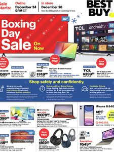 Boxing Day Canada 2020 Deals Sales And Flyers