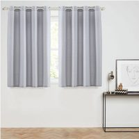 Rebeka Light Filtering Curtain Panel
