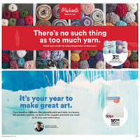 Michaels - Weekly Ad Flyer