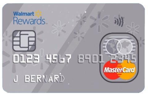 Walmart Rewards Mastercard®