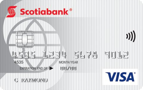 Scotiabank Value® VISA* card