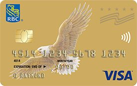 RBC® US Dollar VISA® Gold