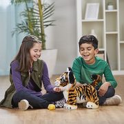 Toys R Us Flyer Roundup: FurReal Tyler the Playful Tiger $130, NERF CrossBolt Blaster $23, Mega Bloks Big Building Bag $10 + More