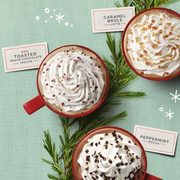Starbucks: Buy One Holiday Drink, Get One FREE from 2:00 PM to 5:00 PM, November 9 to 13 Only