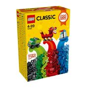 Walmart: LEGO Classic 900-Piece Creative Box or LEGO DUPLO 120-Piece Creative Box $24.88 (regularly $49.86)
