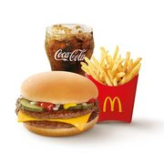 McDonald's McPick Meal: Get a McDouble or Junior Chicken Meal for $5.00