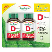 Jamieson Vitamin D 1000 IU - $9.89 ($3.00 off)