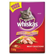Whiskas Dry Cat Food - $21.99 ($6.00 off)