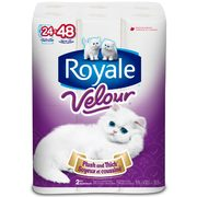Walmart Weekly Flyer Roundup: Royale Velour 24-Pk. Bathroom Tissue $9, Purex Liquid Laundry Detergent $9, Lindor Hearts $7 + More!
