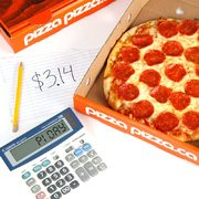 Pizza Pizza: Get a Small Cheese or Pepperoni Pizza for $3.14, Today Only