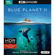 Blue Planet II (4K Ultra HD) Blu-ray - $49.99