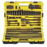Stanley Professional Black Chrome Socket Set, 229-pc - $119.99 ($360.00 Off)