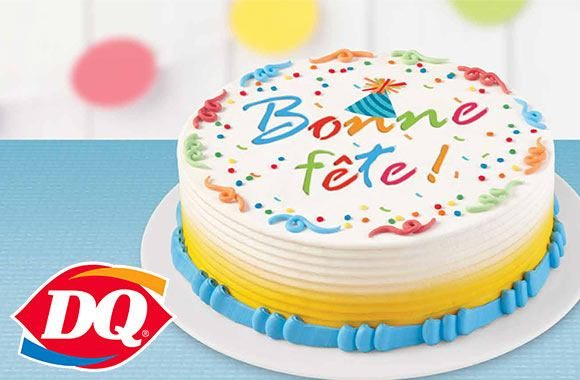 Dairy Queen 1650 For An Ice Cream Cake 8 50 Off