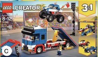 Toys R Us Lego Creator Turbo Track Racer Redflagdealscom