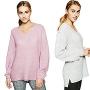 Hudson's Bay One Day Sale: Take 50% Off Select Women's Sweaters & Tops!