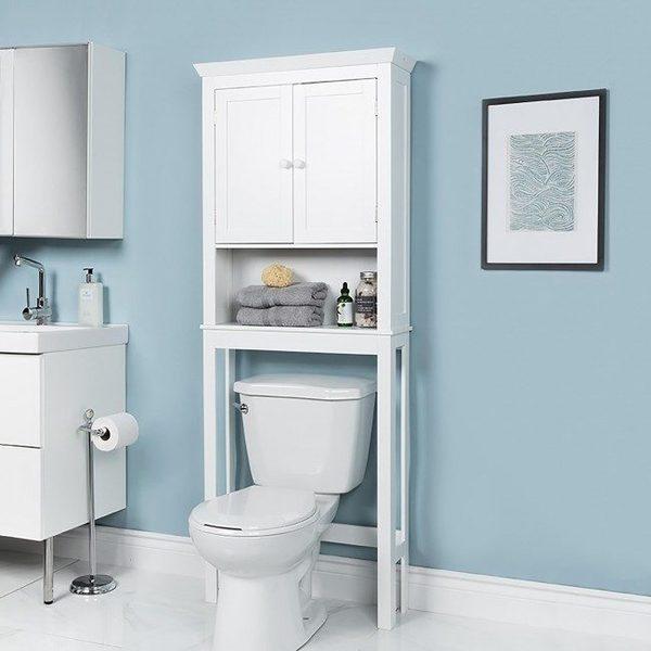Kitchen Stuff Plus Ksp Tivoli Wood Over The Toilet Cabinet Redflagdeals Com
