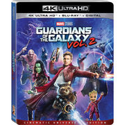 Guardians of the Galaxy Vol. 2 (English) (4K Ultra HD) (Blu-ray Combo) (2017) - $24.99 ($10.00 off)