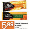 Black Diamond Cheese - $5.99