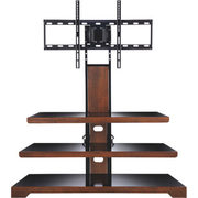 "Insignia Waterfall TV Stand for TVs Up To 50"" - $149.99 ($150.00 off)"