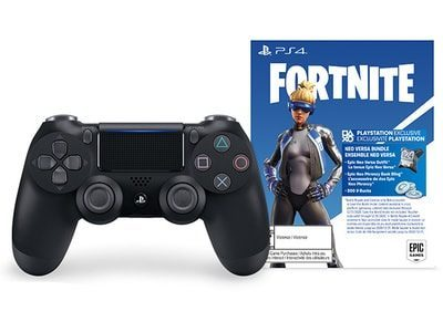 The Source: PS4 Fortnite Neo Versa Dualshock 4 Wireless