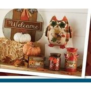 All Fall Decor Collection - 40% off