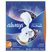 Always Pads Or Tampax Tampons - $9.98 ($2.00 off)