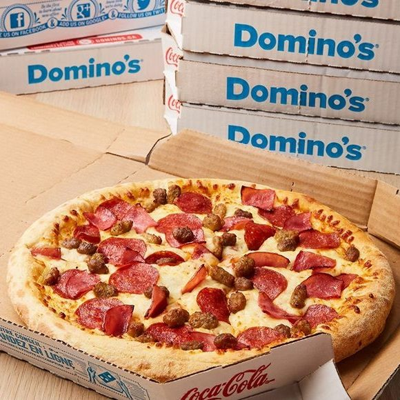 Domino S Pizza 50 Off All Pizzas Until January 26 Redflagdeals Com