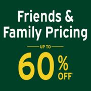 Atmosphere Friends and Family Pricing: Up to 60% off