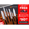 "Knife Sharpener Zwilling Proffessional ""S"" - From $90.99 (30% off)"
