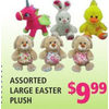 Large Easter Plush - $9.99