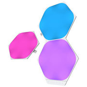 Nanoleaf Shapes Hexagon Light Panels - 3 Panels  - $99.99