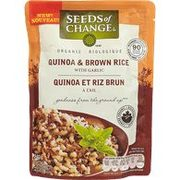 Uncle Bens Rice, 10 Minute Specialty Rice Or Seeds Of Change Rice - $3.99