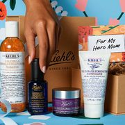 Kiehl's Mother's Day Offer: Get 5 Deluxe Samples with $100 Order, Free Travel Pouch with $125 Order & More