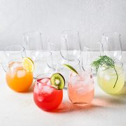 Kitchen Stuff Plus Red Hot Deals: Libbey Madison Stemless Wine Glasses $12.49, KSP Tower Shoe Rack $23.99 + More