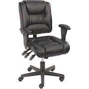 Staples Big Chair Event: Mesh Task Chair $72.41, Bonded-Leather Executive Chair $154.86, Bonded-Leather Guest Chair $84.99